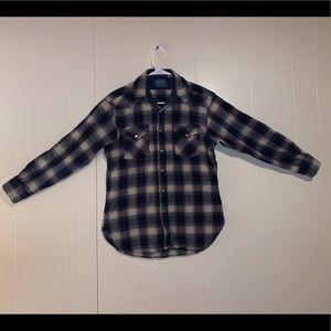 Pendleton 100% Virgin Wool Flannel
